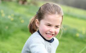 Be more Charlotte! Life lessons from a four-year-old princess